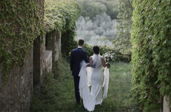 Wedding Videographer in Tuscany Italy Katia Casprini